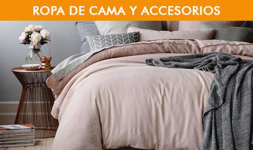 Ropa de cama y Accesorios Outlet