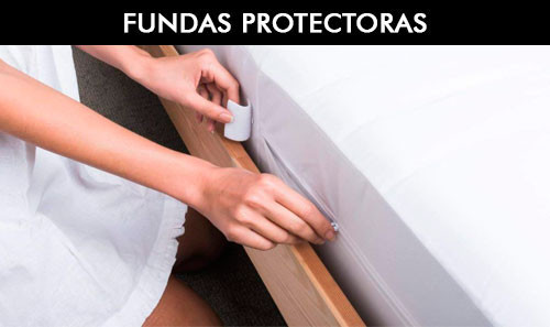 Fundas protectoras para cama