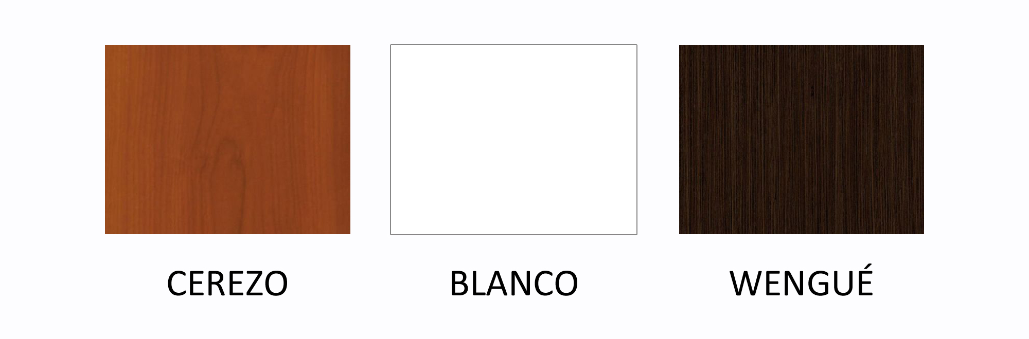 Colores canapé de madera Lugo